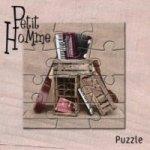 la production du single puzzle de petit homme est faîte de manière participative