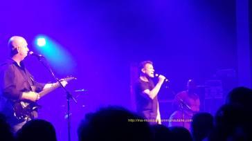Johnny Clegg en concert à Woustviller