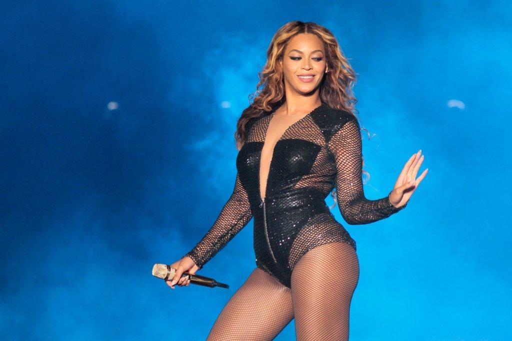 Beyonce en diva américaine