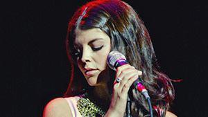 la canadienne Nikki Yanofsky lors du Jazz festival de Montréal