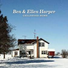 cover de l'album Childhood home de Ellen et Ben Harper