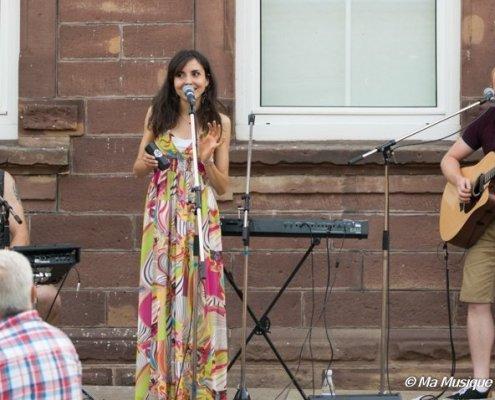 Le groupe alsacien To Theme en concert au jazz festival de la Petite Pierre version trio