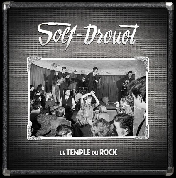 Le temple du rock, le Golf-Drouot en coffret