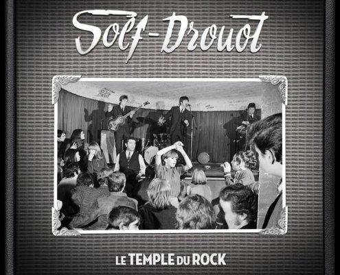 Le temple du rock, le Golf-Drouot en coffret