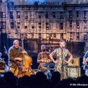 le groupe franco-américain Moriarty sur scène à Meisenthal