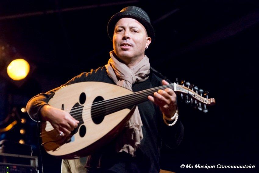Dhafer Youssef au grès du jazz 2015 #3