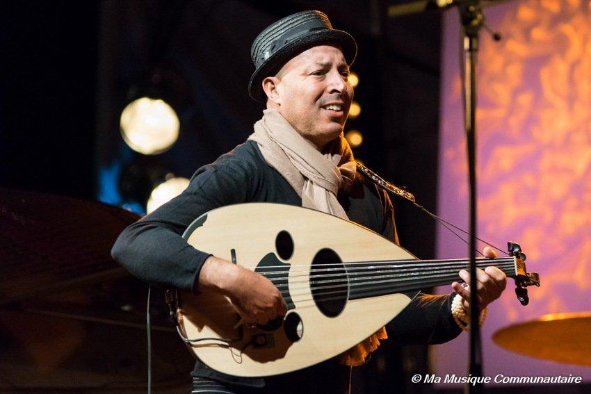 Dhafer Youssef au grès du jazz 2015 #4