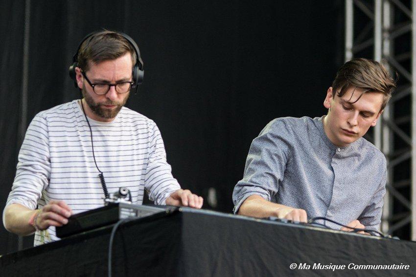 Fensch Groove Consortium en concert d'épéritif aux Ondes Messines avant Marina Kaye