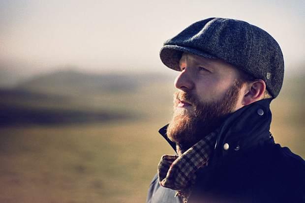 L'artiste britannique Alex Clare lors de la promotion de son troisième album