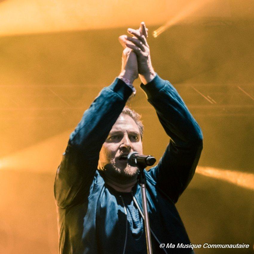 Stanfour en concert à l' Altstadtfest de Sarrebrücken