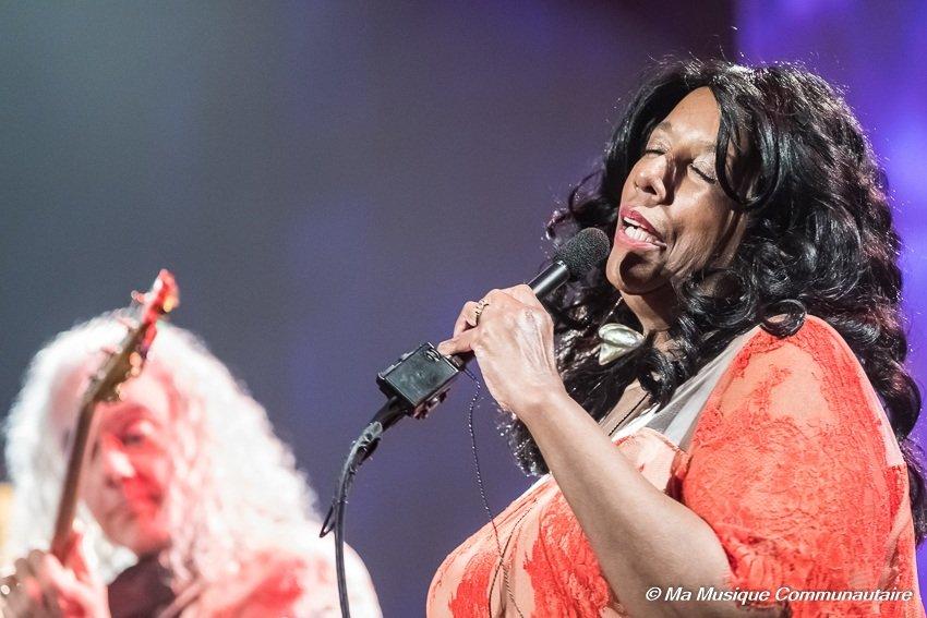 Le duo américain Tuck and Patti en concert au festival Au Grès du Jazz 2017