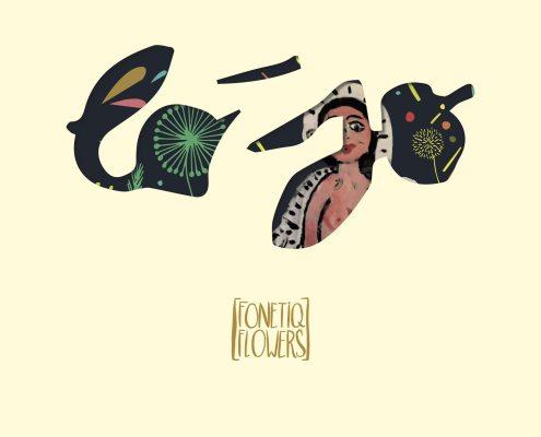 cover de l'album Fonetiq Flowers de Lo'Jo