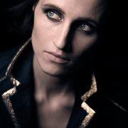 """portrait de l'artiste de Jazz Laura Clauzel lors de son EP """"Paria(h)"""""""