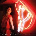 """Pochette de l'album """"L'amour, et c'est tout"""" de l'artiste Emma Solal"""
