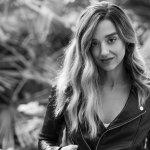 """Portrait en noir et blanc de l'artiste NED pour la sortie du clip """"Venise"""""""