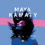 "pochette de l'album ""Pandiyé"" de Maya Kamaty"