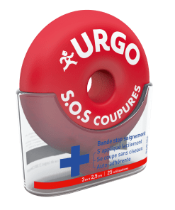 Stop saignement SOS coupure URGO