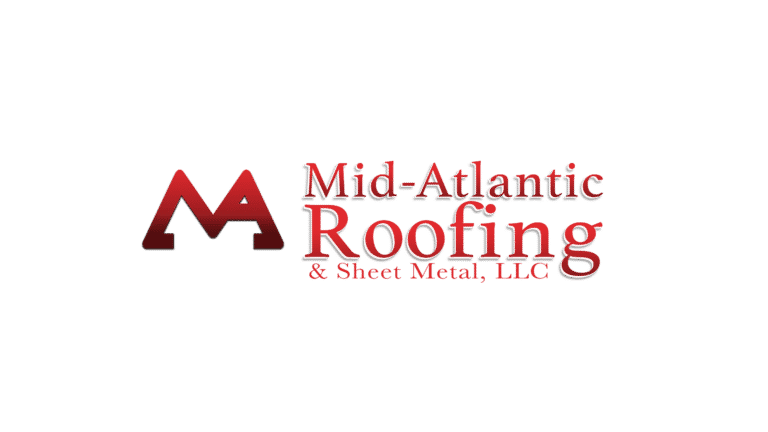 mid atlantic roofing roofer in