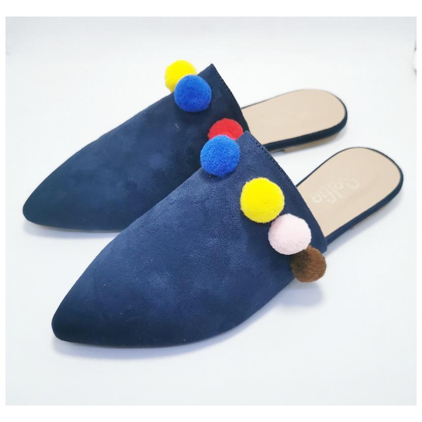 balgha mule TRADE Bleu