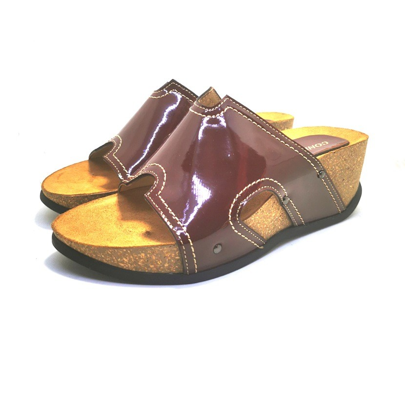 sandale médical TROWPIL Marron