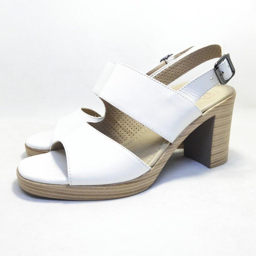 sandale DEROLYP Blanc