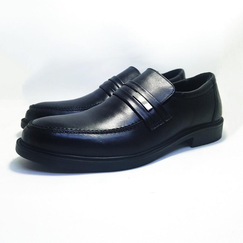 chaussure richelieu Aaron noir