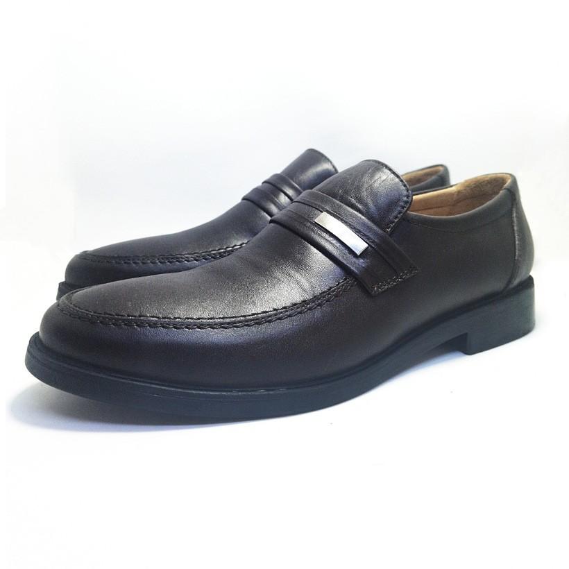 chaussure richelieu Aaron marron