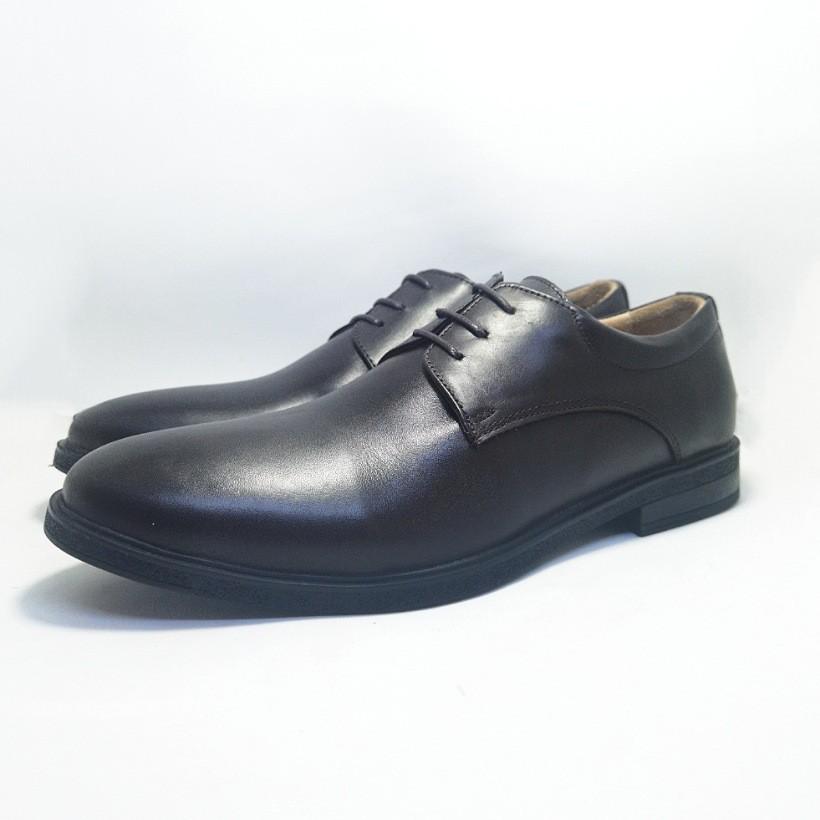 chaussure richelieu Pygoye marron