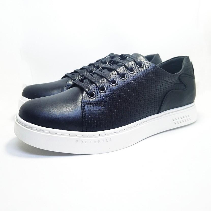 chaussure basket POGUEL Noir