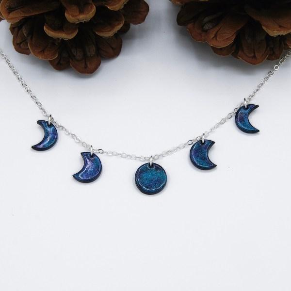 Bijoux phase de la lune