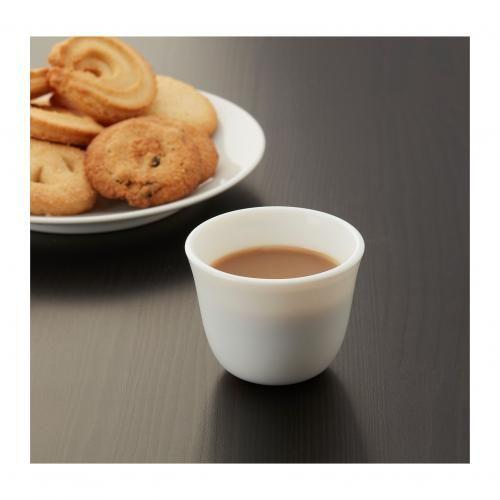 tasse a cafe verre opalin 7 cl 5 cm
