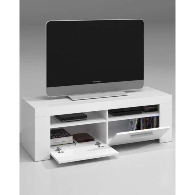 ambit meuble tv blanc