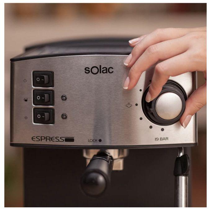 cafetiere automatique avec cafe moulu original d espagne 19 bar de pression