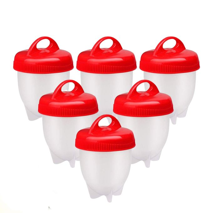 easy eggs cuit oeufs dur sans coquille 6 egg cooker oeuf silicone pocheuse cuisson oeuf moules anti adhesif recipient cuiseur vapeur faire bouillir