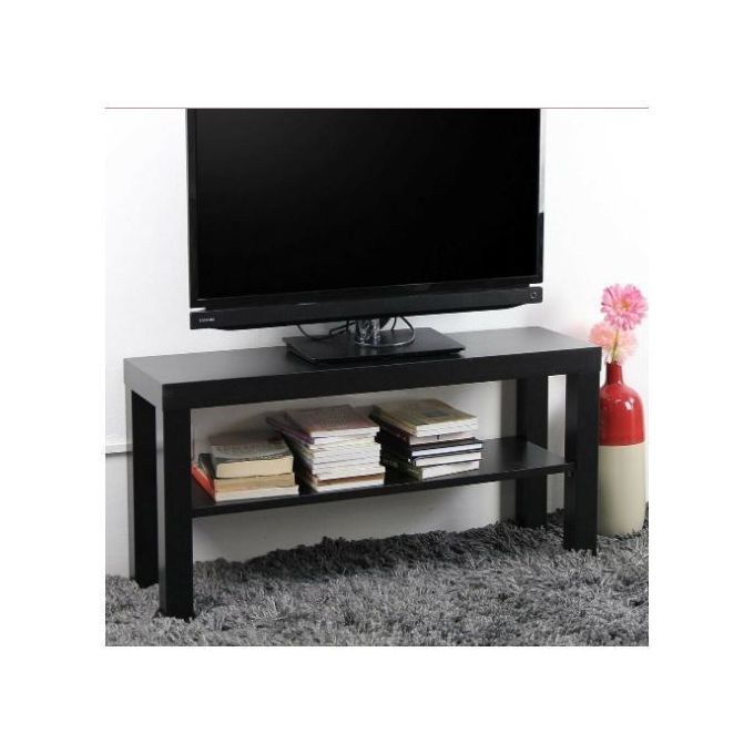 table tv 90 x 26 x 45 cm noir