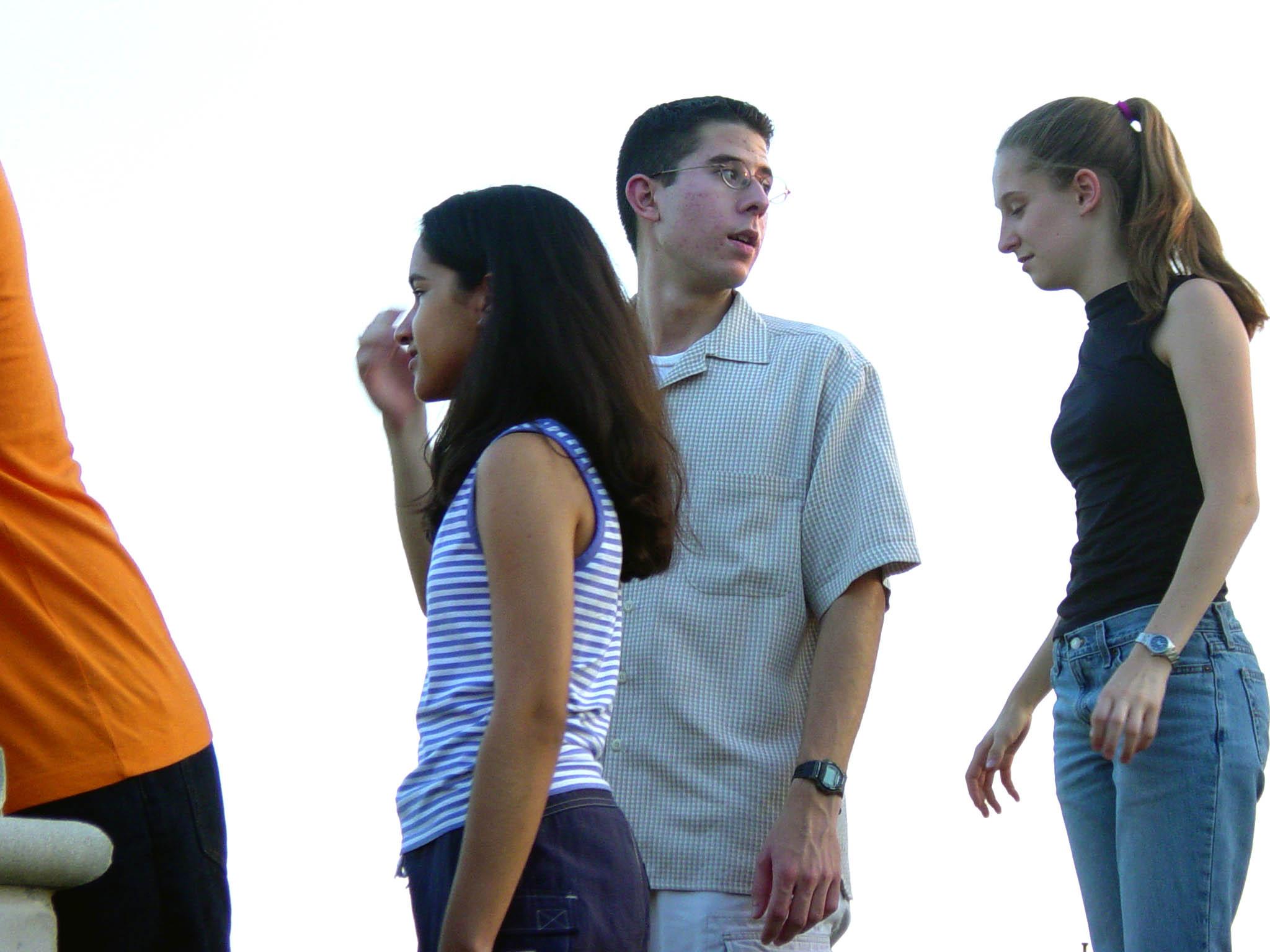 Yvonne Rivera, Rachel Wheeler, Rene Ornelas