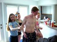 Emily Dean, Kat Pirnie, Matt Mullenweg, Rachel Speight
