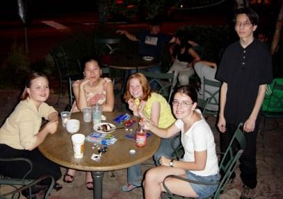 Emily Dean, Josh Wu, Julie Sugar, Linda Nguyen, Rachel Speight3 Comments
