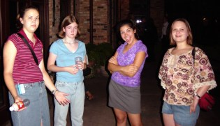 Rebecca Lammons, Rachel Speight, Bridget Murphy, Carolyn Brewer2 Comments