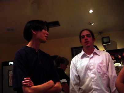 Josh Wu, Lucas Spath