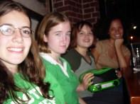 Julie Sugar, Sarah Clarke, Rebecca Lammons, Rachel Speight3 Comments