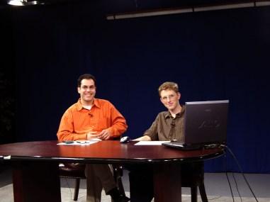 Matt Mullenweg, Chris Hurtado