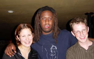 Matt Mullenweg, Sarah Williams, Robert Glasper2 Comments