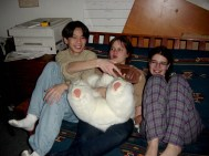 Julie Sugar, Josh Wu, Rachel Speight1 Comment