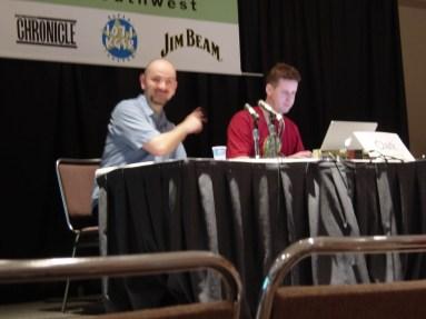 Joe Clark, Ian Lloyd