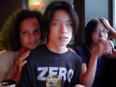 Elissa Sloan, Josh Wu, Sarah Clarke1 Comment