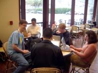 Doug Bowman, Eric Meyer, Chris Schmitt, Kimberly Blessing