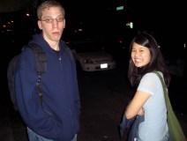 Agnes Chan, Zack Rosen