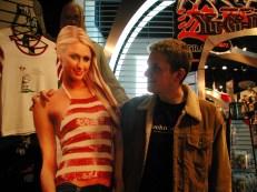 Matt Mullenweg, Paris Hilton