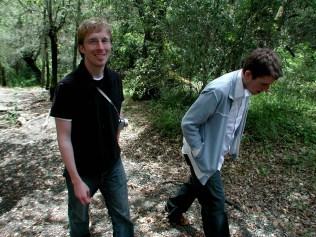Matt Mullenweg, Chris Messina